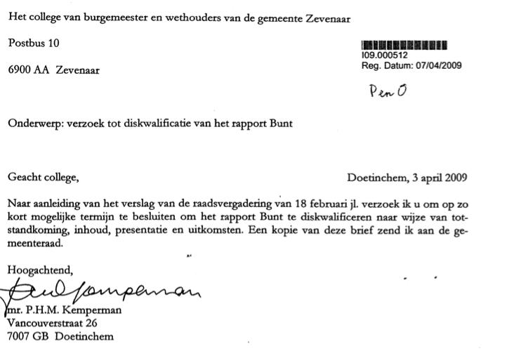 ontslagbrief ambtenaar voorbeeld Uit de column van Louis Jansen, ex wethouder gemeente Zevenaar  ontslagbrief ambtenaar voorbeeld